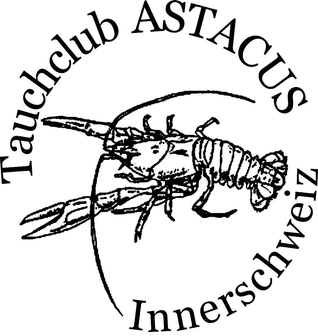 Logo - Tauchclub Astacus Innerschweiz