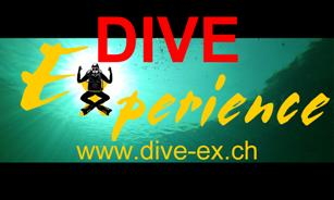 Logo - Dive Experience