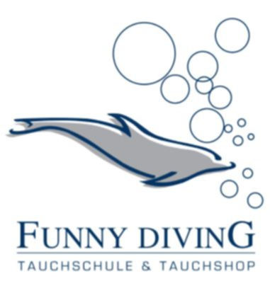 Logo - Funny Diving GmbH