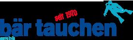 Logo - Bär Tauchen